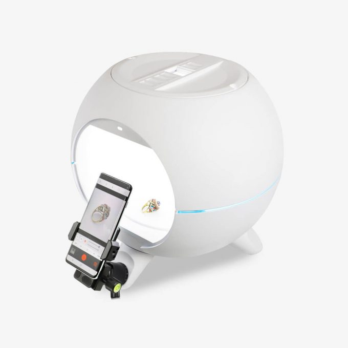 Foldio360 Smart Dome 360 Derece Led Işıklı Ürün Çekim Çadırı